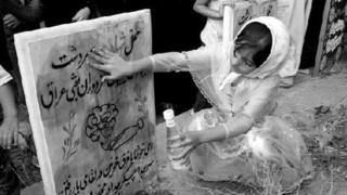 آرامگاه قربانیان بمباران شیمیایی سردشت