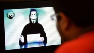 แฮกเกอร์, พลเมืองต่อต้านซิงเกิลเกตเวย์, ร่าง พ.ร.บ.คอมพิวเตอร์, Anonymous