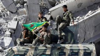 شامی جنگجو