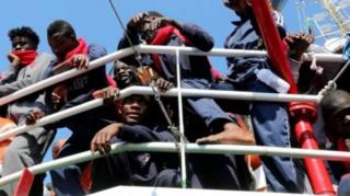 Ubutaliyano nico gihugu abimukira benshi bajamwo kubera ko cegeranye na Libiya