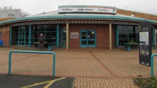 Jade Jones Pavilion, Flint