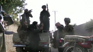 ستیزه جویان گروه طالبان