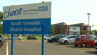 South Tyneside District Hospital