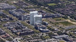 Planned development in Midsummer Boulevard