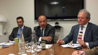 Европа Тикланиш ва Тараққиёт банки Президенти Сума Чакрабартининг матбуот анжумани