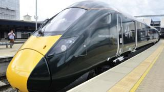 New intercity train