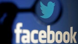 فیس بک ٹوئٹر