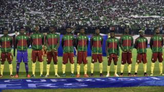 Cameroun National Team