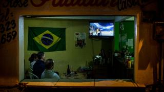 Images Has the Olympics been a success for Brazil? - BBC News 4