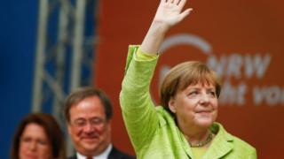 Merkel amekuwa madarakani tokea Novemba 2005