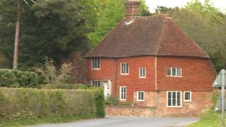 Barby Dashwood-Morris's Grade II listed home