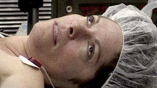 Video still: Still Under Treatment by Aya Ben Ron, 2005