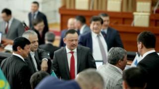 Қирғизистон парламенти аъзолари