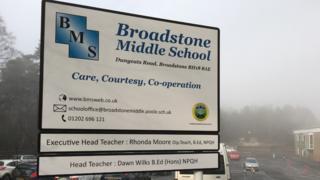Broadstone Middle School, Poole