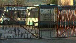 Bus compound