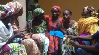 'Yan matan Chibok 82 aka ceto ranar 6 ga watan Mayu