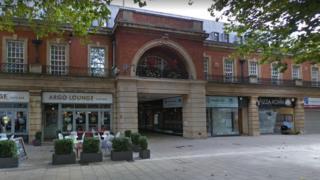 St Peter's Arcade, Peterborough