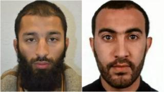 倫敦恐襲:警方最新公布兩名襲擊者身份