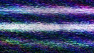 Estática da TV
