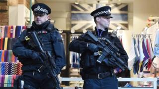 Поліція в Лондоні
