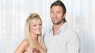 Olivia and Simon Danielli