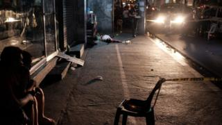 kekerasan Filipina
