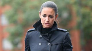 Kirsty Gallacher at Slough magistrates