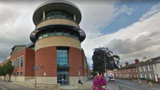 Worcester Police Station