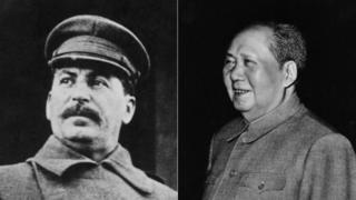 斯大林和毛澤東