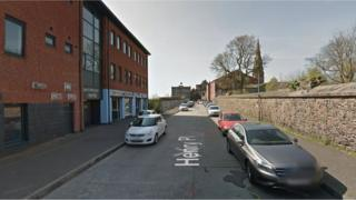 Henry Place in Belfast