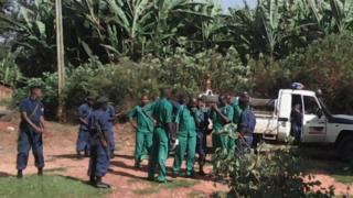 Abagirizwa urupfu rwa Gen Adolphe Nshimirimana bose barahakana ico caha