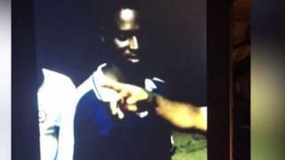 Une capture d'écran de la vidéo de vente aux enchères