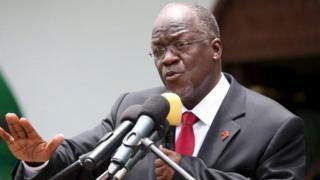 Rais Magufuli alifanya mazungumzo na rais wa Zanzibar Ali Mohammed Shein