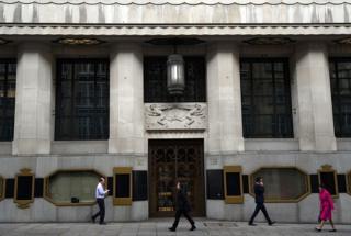 Европейская штаб-квартира Goldman Sachs в Лондоне