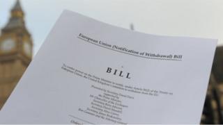 Article 50 Bill