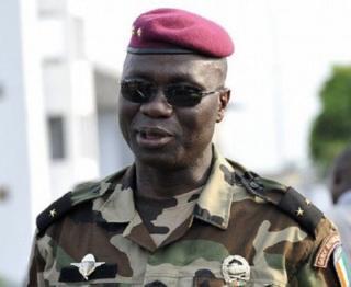 Le Général Bruno Dogbo Blé