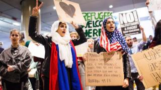 Trump travel ban injunction partly lifted by top US court