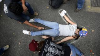 Акции протеста студентов