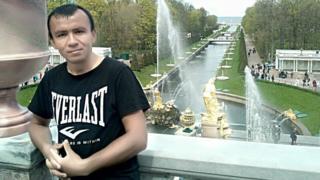 Ғуломқодир Санкт-Петербургда ошпазлик қилади
