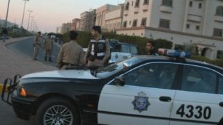 کویت پولیس