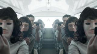 Imagen del teaser de la nueva temporada de Black Mirror.