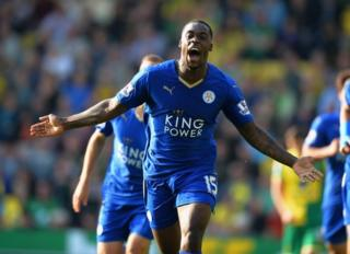 Leicester City october 2015