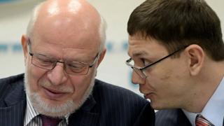 Федотов и Чиков