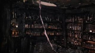 பெங்களூர் தீ விபத்து: ஐந்து பேர் பலி
