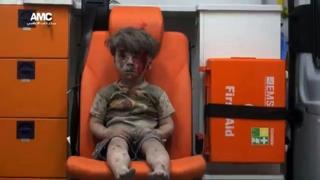 Хлопчик з Алеппо