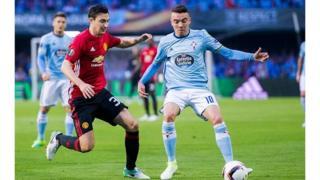 Le match disputé jeudi s'inscrit dans le cadre des demi-finales aller d'Europa League.