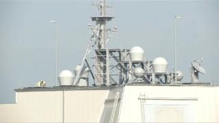 Aegis Ashore Missile Defense Facility in Deveselu, Romania