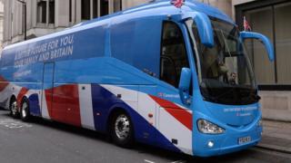 2015 Conservative battle bus