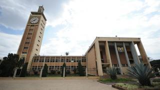 Kenya parliament building