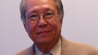 Nhà báo Bùi Bảo Trúc là cây bút quen thuộc lâu năm trong làng báo tiếng Việt ở Hoa Kỳ
